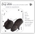 Black cat day - themed bug capture slide