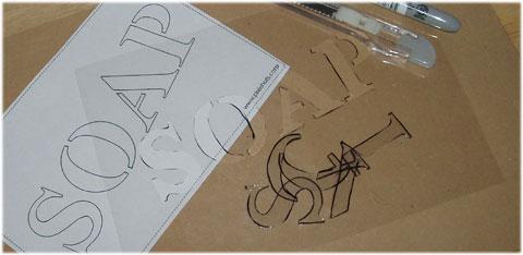 Stencil making tools