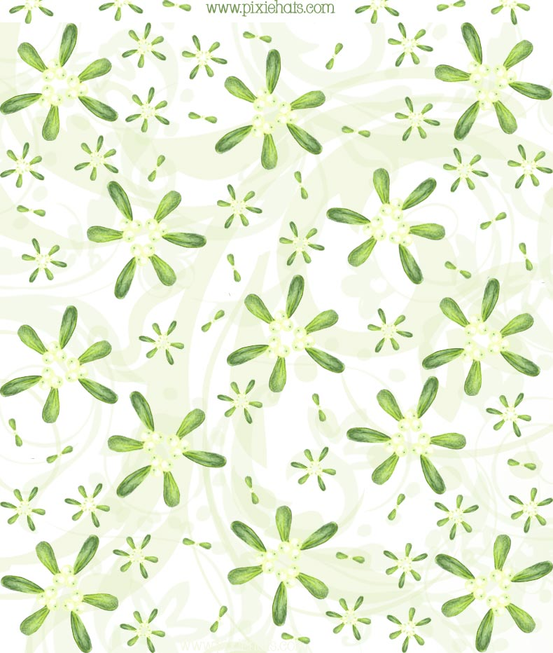 picture about Printable Mistletoe identified as Mistletoe reward wrap printable