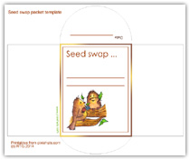 Click for full seed packet design